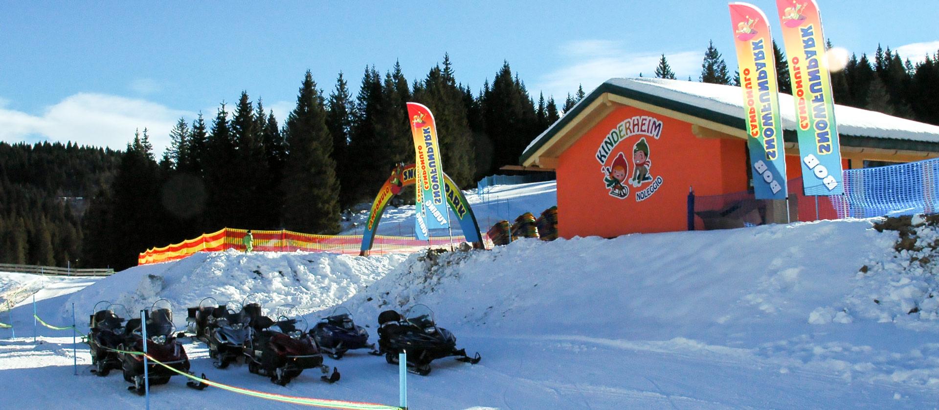 snowfunpark kinderheim