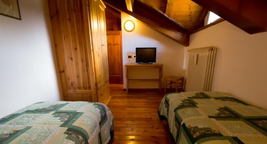 camera mansardata campomulo 2