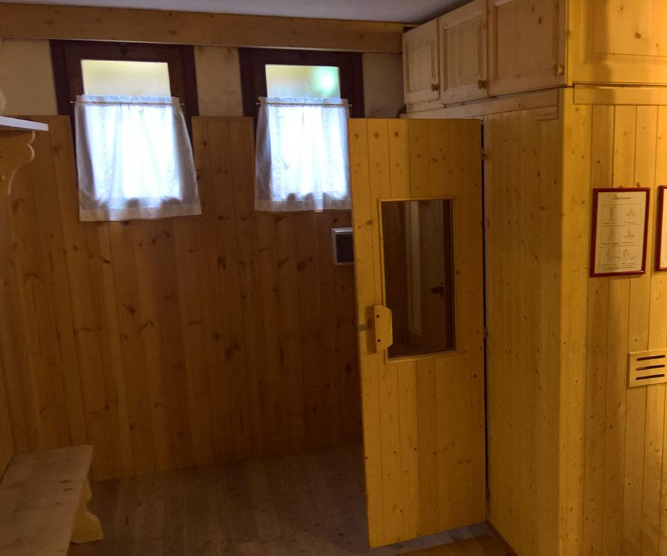 sauna rifugio