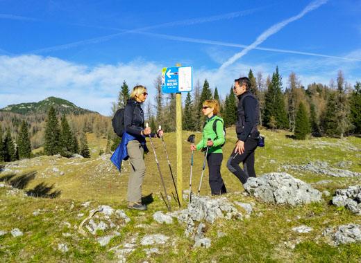 Itinerari per escursioni