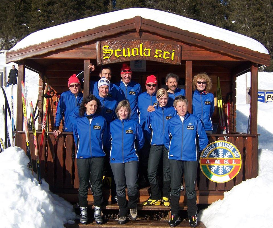 maestri scuola sci